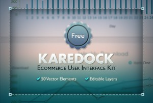 Karedock Free User Interface